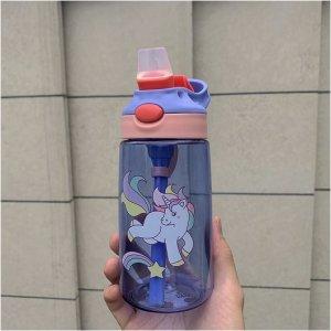 Бутылка пластиковая 480 мл, 682TE073