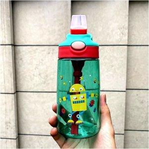 Бутылка пластиковая 480 мл, 682TE074