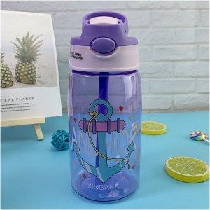 Бутылка пластиковая 480 мл, 682TE078