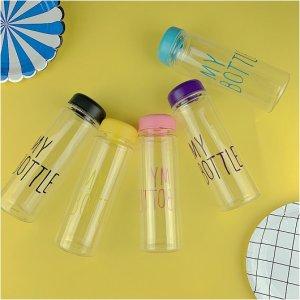 Бутылка пластиковая 500 мл, 682TE100