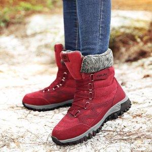 Ботинки высокие 594HS198