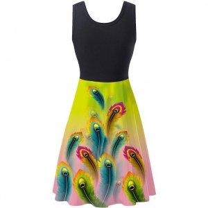 Платье 671PT007